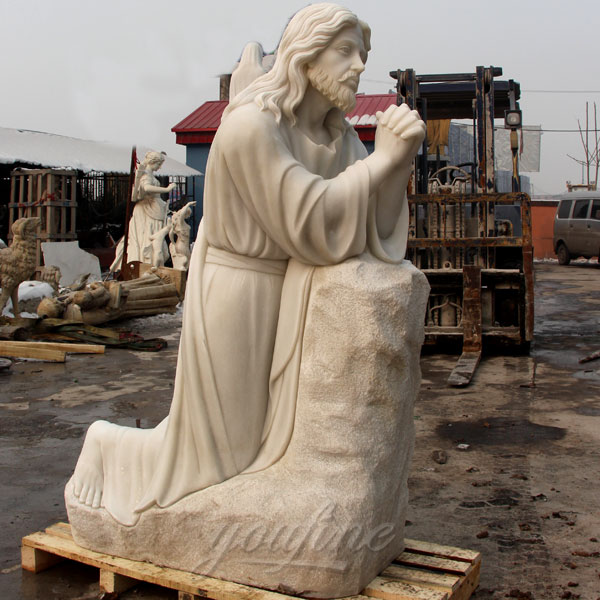 Family Altars For Sale: Marble Carving Religious Statue