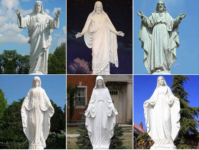 marble church statue