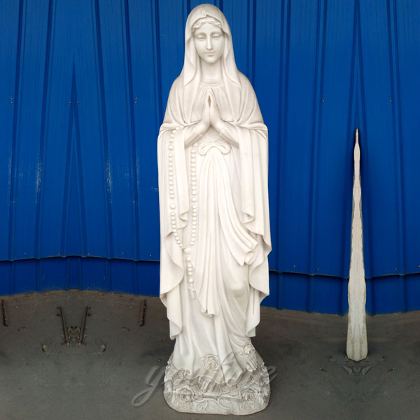 Outdoor church garden blessed virgin mary statue online to buy