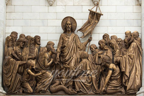 Life Size Decoration Religion Sculpture for Sale