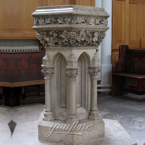 Indoor Stone Classic Altar Furniture for Church on Sale