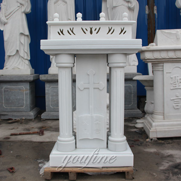 Customized marble carving religious statue bronze - Exterior church crosses for sale ...