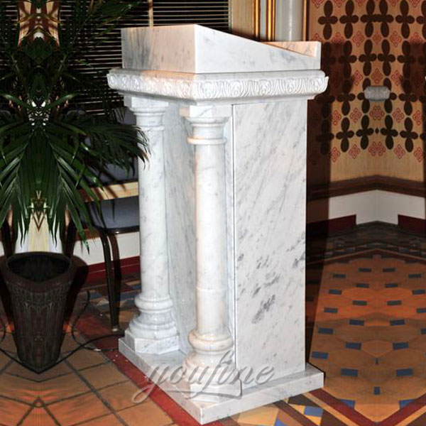High Workmanship Popular Marble Altar for Sales