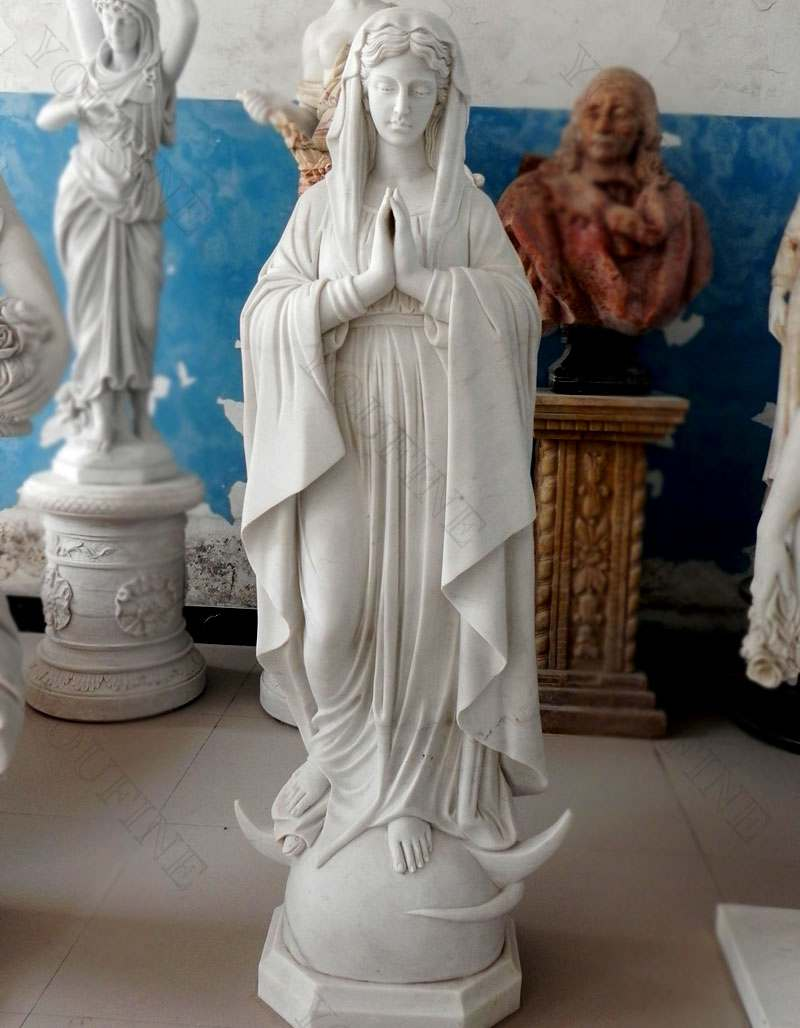 Life Sizereligious statue Virgin Mary Statue for sale