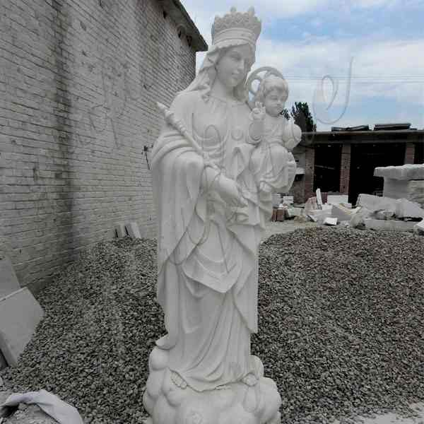 Famous Life Size Shrine of Our Lady of Perpetual Statue for Sale Outdoor Decor